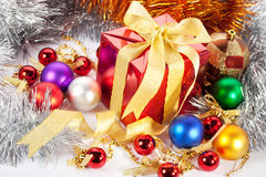 Regalos de la Navidad imagen de archivo
