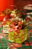 Regalos de la Navidad Imagenes de archivo