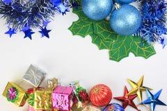 Regalos de la Navidad. Imagenes de archivo