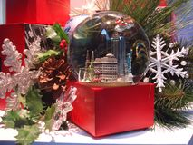Regalos de Navidad. fotos de archivo libres de regalías