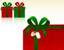 Regalos de Navidad ilustración del vector