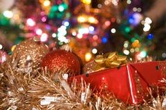 Regalos de Navidad Foto de archivo