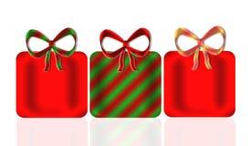 Regalos de Navidad stock de ilustración