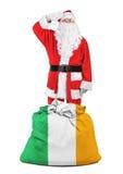 Regalos para Irlanda Imágenes de archivo libres de regalías