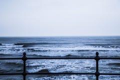 Regard à la mer Photo libre de droits