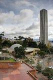 Regard en bas de plaza de toros Photo libre de droits