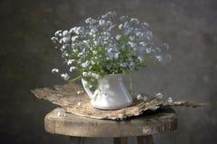 Regard--et-baiser-je fleurs Photos libres de droits