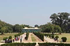 Regard vers le palais d'été du Sultan Tipu photo stock