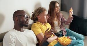 Regarder une TV banque de vidéos