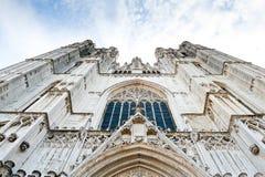 Regardez la cathédrale Images libres de droits