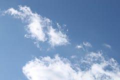 Regardez le ciel Images libres de droits