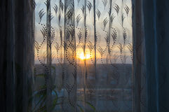 Regardez Sun Photographie stock libre de droits