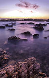 Regardez un autre coucher du soleil Image libre de droits
