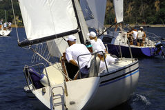 Regata 28 Royalty Free Stock Photos