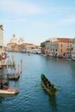 Regata Storica, Venice. Regata Storica, ships open the water parade in Venice, Italy, Europe Stock Image