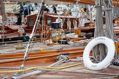 Regates Royale de Cannes Royaltyfri Bild