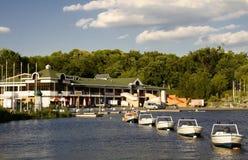 regatta σειράς μαθημάτων Στοκ Εικόνες