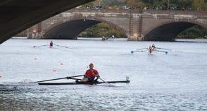 regatta гонщика parizeau ernie charles Стоковая Фотография