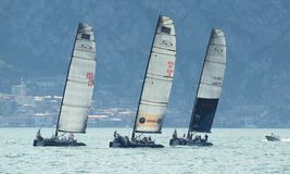 Regatta Stock Photo