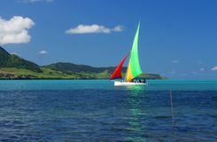 regatta стоковая фотография rf