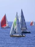 Regatta 2010 della vela di Millevele Fotografie Stock