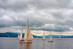 Regatta Royalty Free Stock Photos