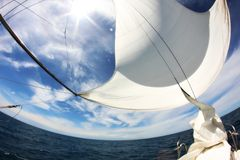regatta Στοκ φωτογραφία με δικαίωμα ελεύθερης χρήσης