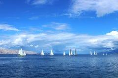 regatta Стоковые Фото