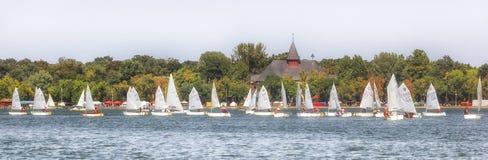 regatta Fotografía de archivo