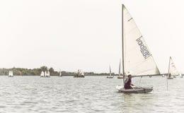 regatta Imagen de archivo