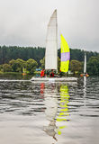 regatta Stockfoto