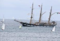 Regatta alto 2010 della nave Fotografie Stock