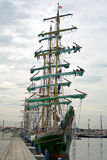 Regatta alto dos navios - Funchal 500 anos Fotos de Stock