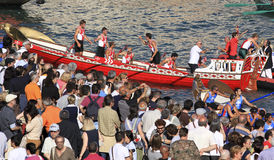 Regatta of the Ancient Maritime Republics 2010 Stock Photo