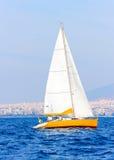 Regatta da navigação Foto de Stock Royalty Free