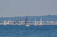 Regatta da navigação Imagem de Stock Royalty Free