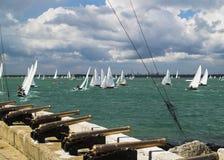 Regatta da navigação Imagens de Stock Royalty Free