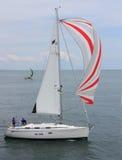 Regatta de bateaux de navigation Image stock
