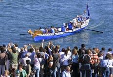Regatta delle Repubbliche marittime antiche 2010 Fotografie Stock Libere da Diritti