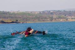 Regatta Eights Oct Rowing Teamwork Stock Photography