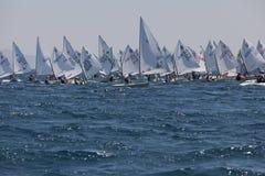 Regatta internacional del verano Imagen de archivo