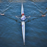 Regatta international SilverSkiff de résistance Image stock