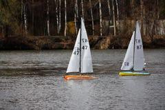 regatta jacht Obrazy Stock