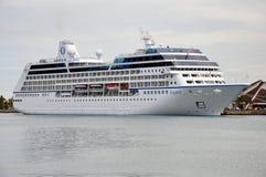 Regatta Oceania Cruises Stock Image