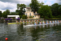 Regatta royal de Henley Photographie stock
