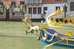 Regatta Storica in Venice Royalty Free Stock Photo