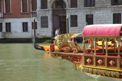 Regatta Storica in Venice Stock Photo