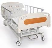 Regelbare het ziekenhuisbrancard Stock Foto's