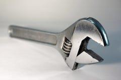 Regelbare moersleutel Stock Fotografie