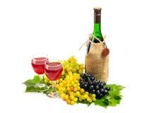 Regeling van druiven Royalty-vrije Stock Foto